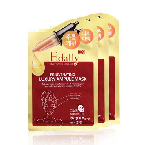 Mặt nạ huyết thanh Edally - Rejuvenating Luxury Ampule Mask
