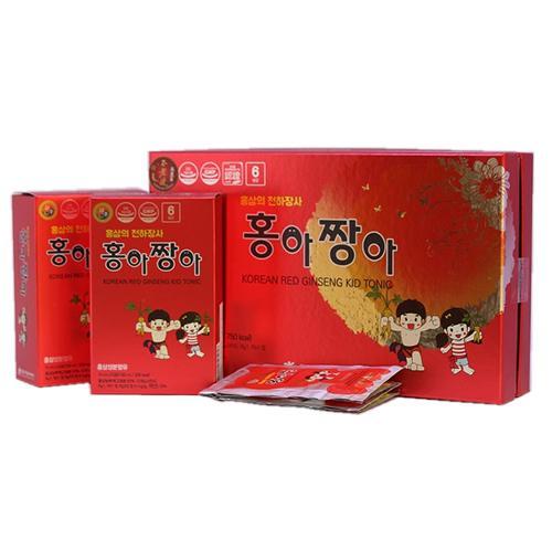 Hồng sâm trẻ em Hàn Quốc - Korean Red Ginseng Kid Tonic