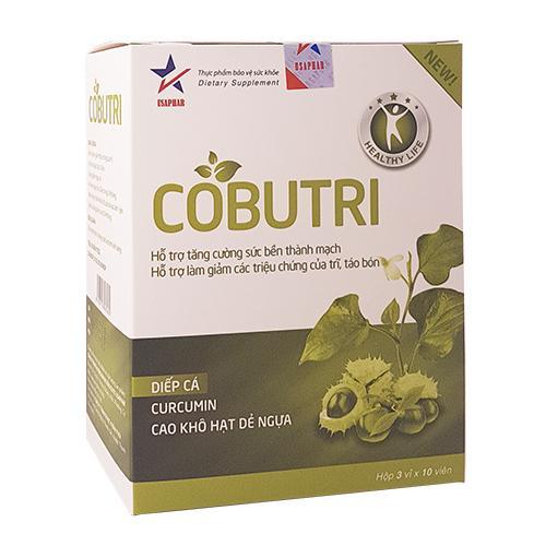 COBUTRI - Co ngay búi trĩ