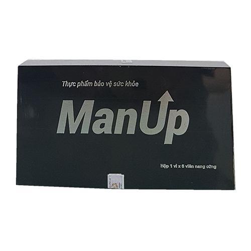 ManUp - Khẳng định bản lĩnh phái mạnh