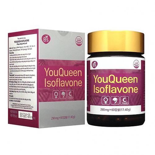 YouQueen Isoflavone - Tăng cường sinh lý nữ