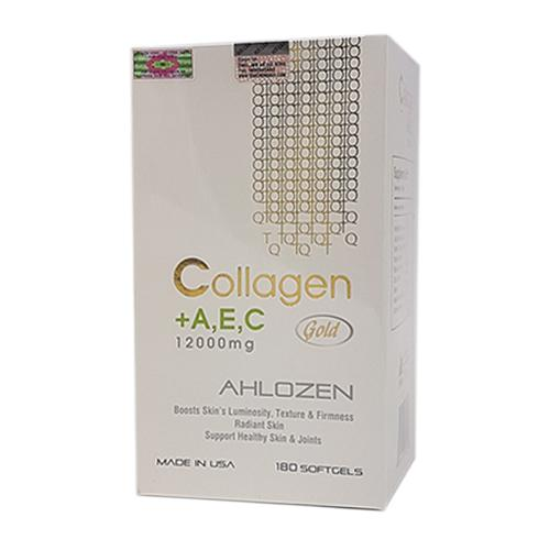 Collagen A E C 12000mg Ahlozen Gold
