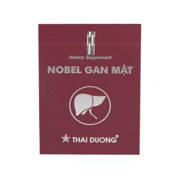 Nobel Gan Mật Sao Thái Dương (Hộp 60 viên)