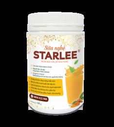 Sữa nghệ StarLee - Ngon như sữa, bổ như nghệ