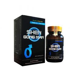 Shen Gon Man – Hỗ trợ điều trị Xuất Tinh Sớm