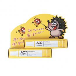 Serum vi kim hỗ trợ trị mụn Tisha AC7