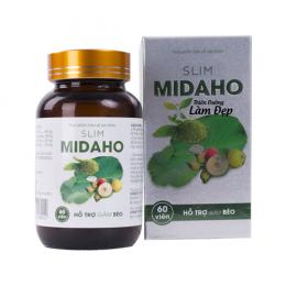 Slim Midaho - Hỗ trợ giảm cân hiệu quả