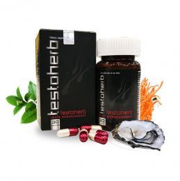 Testoherb - Tăng sức mạnh, khỏe tinh trùng