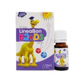 LineaBon K2 + D3 - Vitamin tăng chiều cao MK2