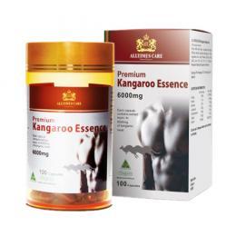 Alltimes Care Premium Kangaroo Essence - Viên uống tăng cường sinh lực