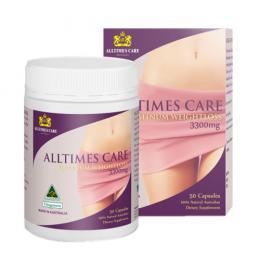 Alltimes Care Platinum Weighloss - Viên uống giảm cân