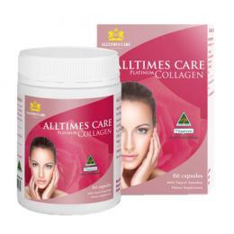 Alltimes Care Platinum Collagen - Viên uống Collagen