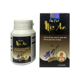 An Phế Mộc An - Giảm ho, hỗ trợ điều trị viêm họng hạt