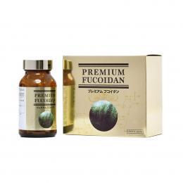 Premium Fucoidan - Hỗ trợ điều trị ung thư, chống oxi hóa