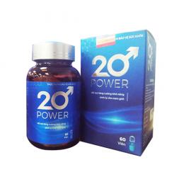 20 Power - Tăng cường sinh lý nam