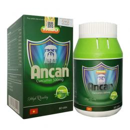 Thảo dược Ancan hỗ trợ điều trị u bướu