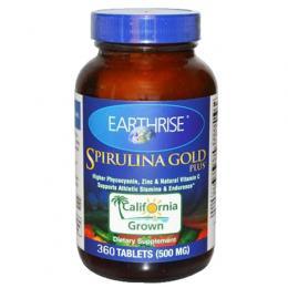 Viên uống tăng cân tảo mặt trời Spirulina Gold Plus