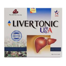 Liver Tonic USA hạ men gan