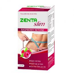 Zenta Slim - Giữ gìn vóc dáng thon gọn