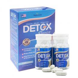 DETOX Slimming Capsules - Giảm cân, thanh lọc cơ thể