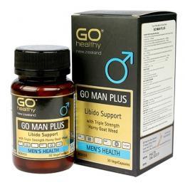 Go Man Plus tăng cường sinh lý nam