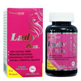 Lady Plus - Viên uống tiền mãn kinh
