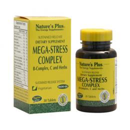 Mega Stress Complex - Giảm lo âu căng thẳng