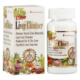 Ultra Liver Cleanser hỗ trợ chức năng gan