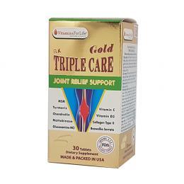 Triple Care Gold - Nuôi dưỡng, bảo vệ sụn khớp
