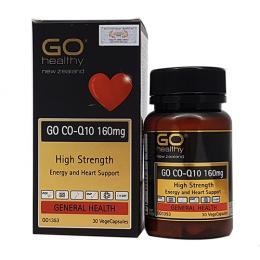 Go Co-Q10 160 mg không lo tai biến tim mạch