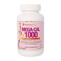Mega Cal 1000 thêm canxi xương chắc khoẻ