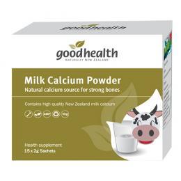 Milk Calcium Powder cho hệ xương phát triển toàn diện