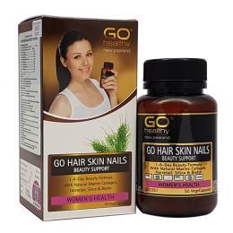 Go Hair Skin Nails - Viên uống đẹp da chống rụng tóc