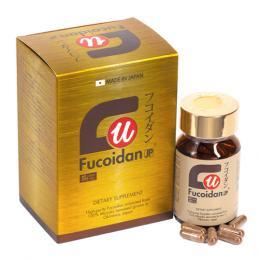 Fucoidan JP - Viên nang hỗ trợ trị u bướu