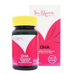 Dr Marie DHA - Giúp não bộ, mắt, tim mạch phát triển toàn diện