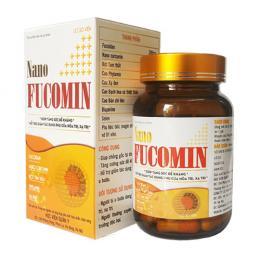 Nano Fucomin – Hỗ trợ điều trị u bướu