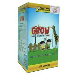 Grow Tall & Smart + DHA - Tăng chiều cao cho trẻ
