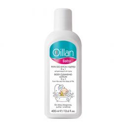 Oillan Baby - Sữa tắm gội toàn thân cho bé từ 1 ngày tuổi