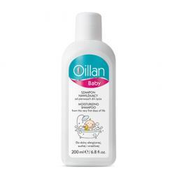 Oillan Baby - Dầu gội dưỡng ẩm ít bọt cho bé gái và da nhạy cảm