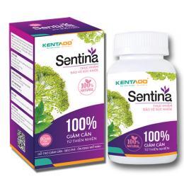 Sentina - Viên giảm cân 100% từ thiên nhiên