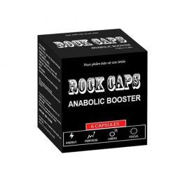 RockCaps - Viên uống tăng cường sinh lý nam