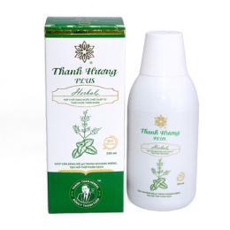 Thanh Hương Plus - Nước súc miệng thảo dược