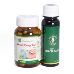 Thanh Hương Tán Plus - Bộ sản phẩm hỗ trợ giảm hôi miệng hiệu quả