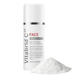 Vitabrid C12 Face Brightening Powder - Bột sáng da Vitamin C