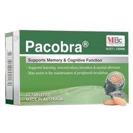 Pacobra - Tăng cường hoạt động não