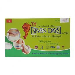 Seven Days giảm cân trong 7 ngày