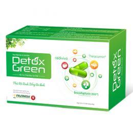 DetoxGreen – Thải độc xanh, sống an lành