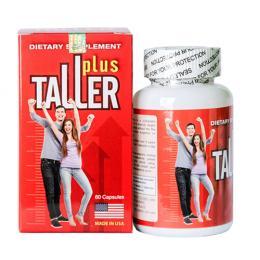 Taller Plus - Tăng trưởng chiều cao