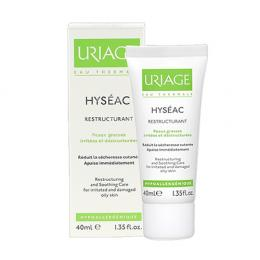Uriage Hyséac R Soin Restrucrant 40 ml – Kem dưỡng ẩm cho da khô
