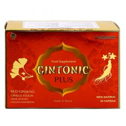 Gintonic Plus - Phục hồi sức khỏe